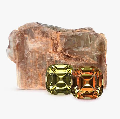 Камень диаспор натуральный
